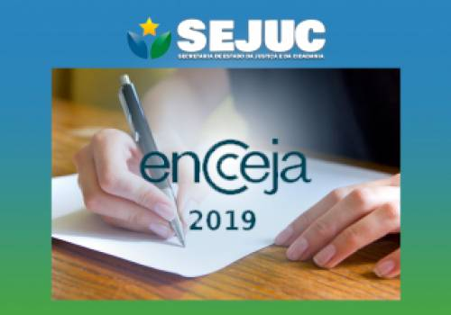 ENCCEJA NACIONAL PPL - 2019